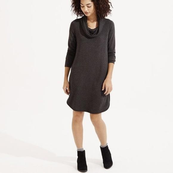 7364be21cc4 Lou   Grey Dresses   Skirts - Lou   Grey Cowl Neck Sweater Dress Super Soft